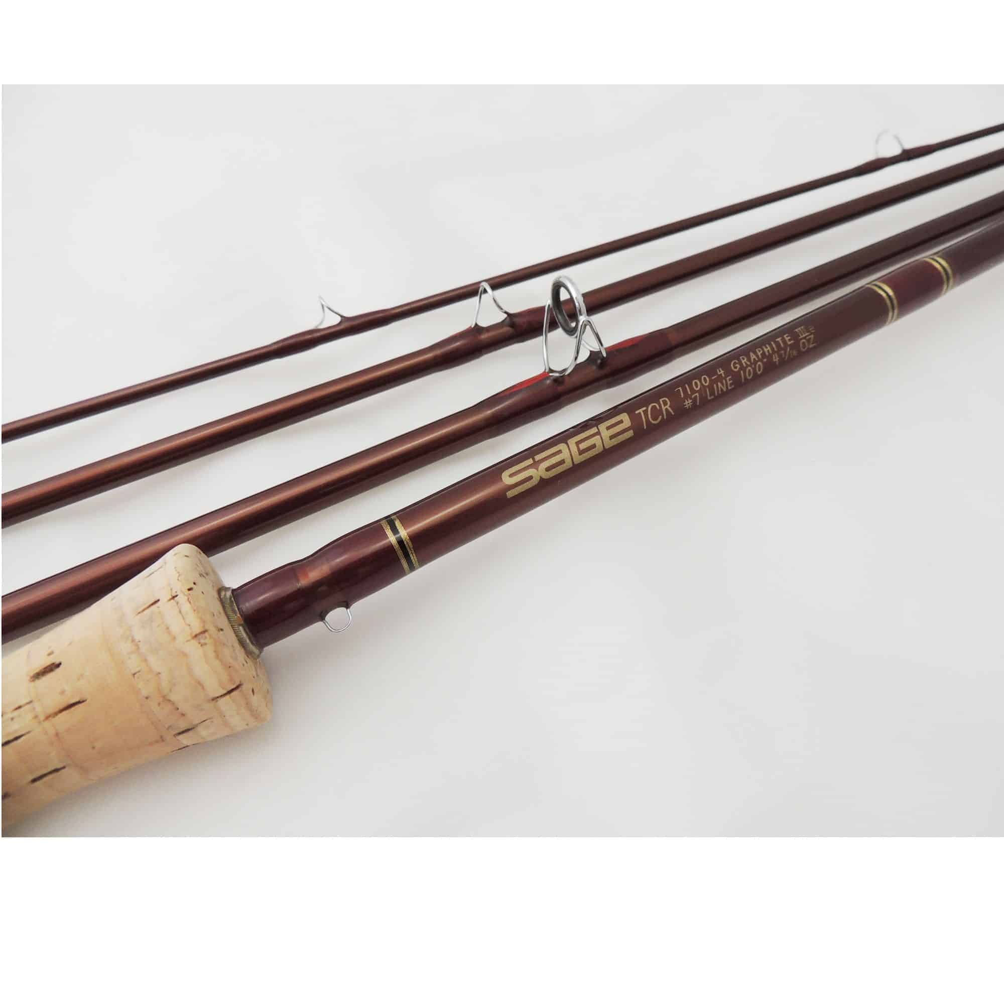 Single handed Fly rods